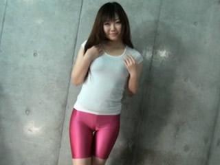 ��洲女孩�o身裤 2